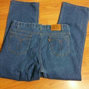 "Levi's Size 36Wx28.5""L straight Jeans"